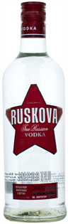 Ruskova Vodka Raspberry 1.00l